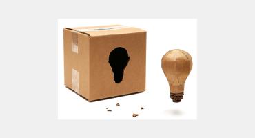 The Magic of a Cardboard Box